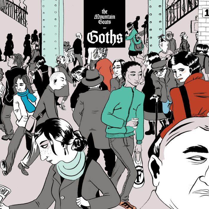Goths artwork