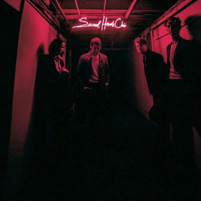 Sacred Hearts Club Albumcover