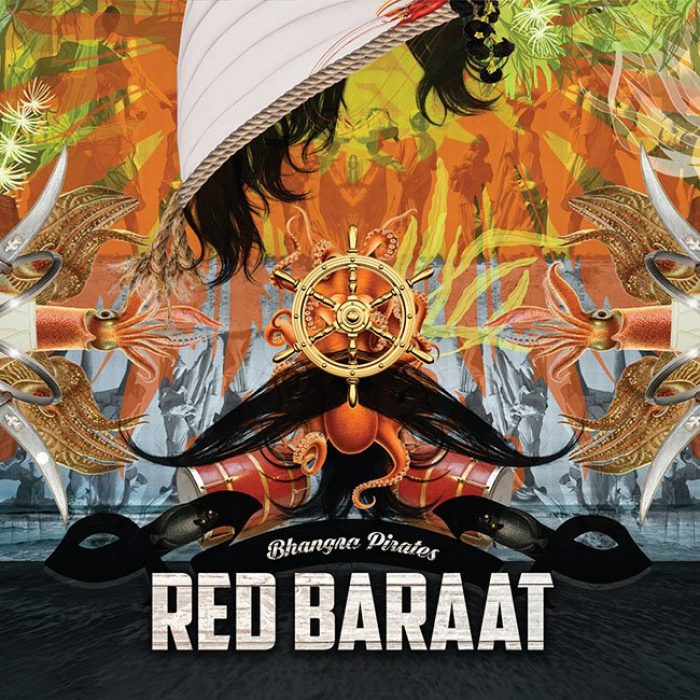 Red Baraat - Bhangra Pirates