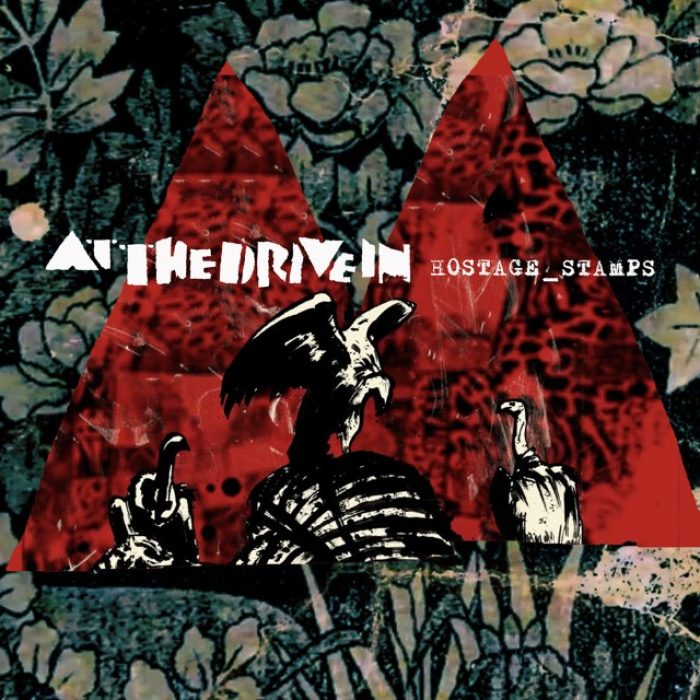 At the Drive In - Hostage Stamps