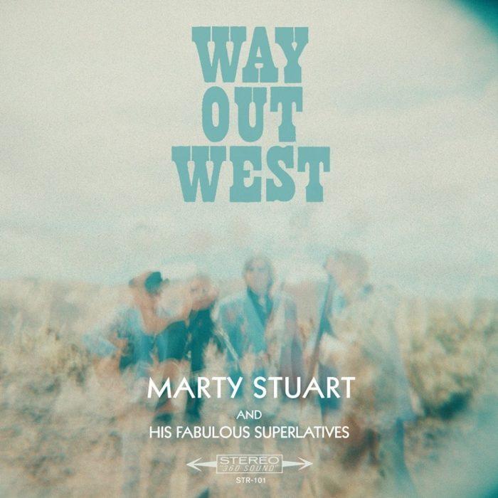 Marty Stuart - Way Out West