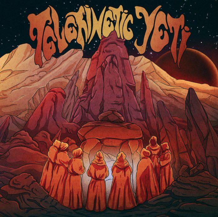 Telekinetic Yeti - Abominable