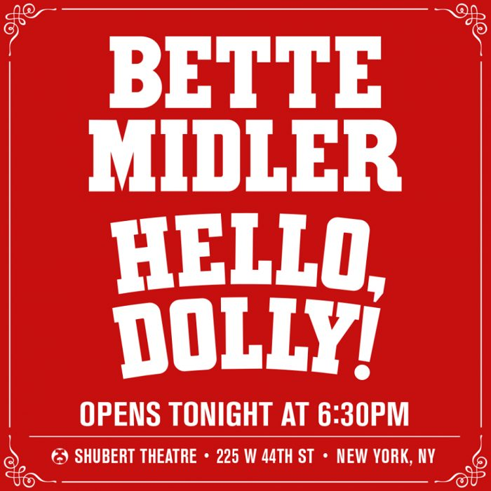 Hello, Dolly! Musical - Broadway Cast Recording