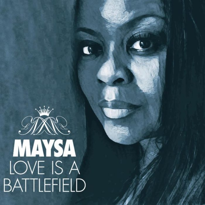 Love is a Battlefield artwork