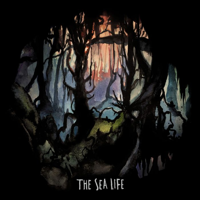 The Sea Life artwork