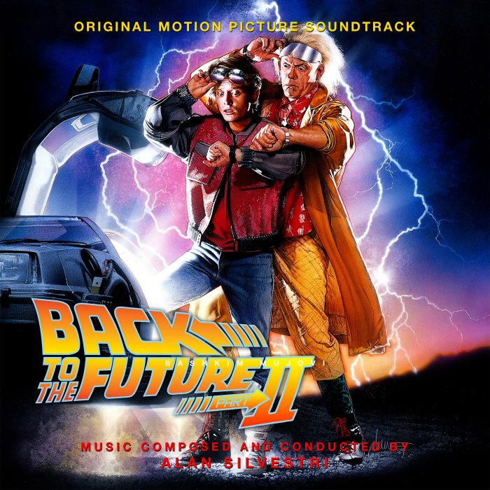 Alan Silvestri - Back To The Future 2 OST