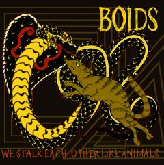 BOIDS - We Stalk Each Other Like Animals