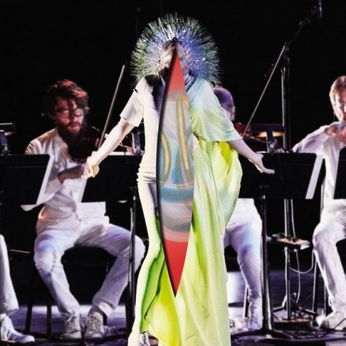 Björk - Strings-only version of Bjork's Vulnicura announced