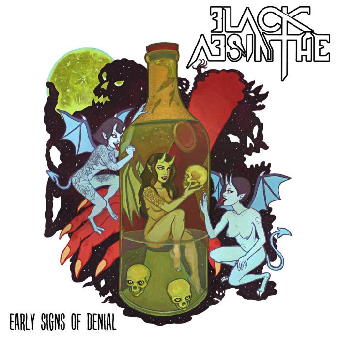Black Absinthe - Early Signs Of Denial