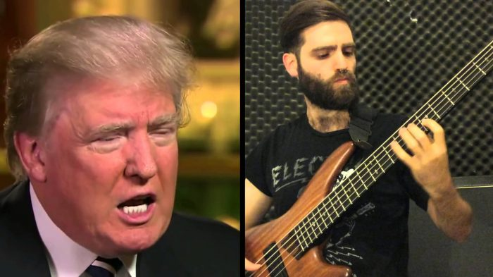 Blog & Music Fun - Watch the most bizarre Trump video you'll ever see