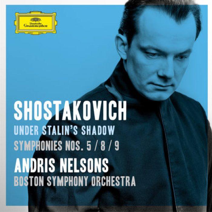 Boston Symphony Orchestra - Shostakovich Symphonies Nos. 5, 8 & 9