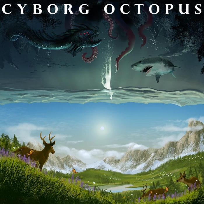 Cyborg Octopus - Learning To Breathe