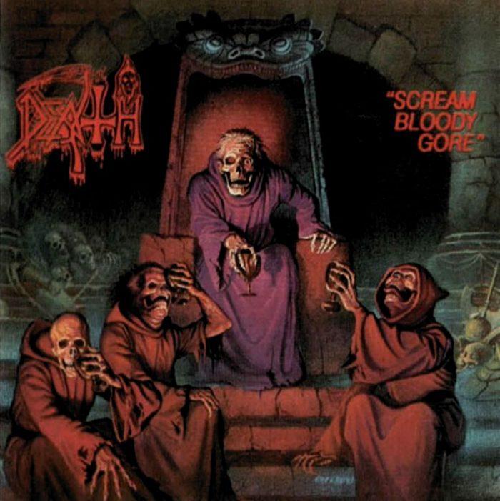Death - Scream Bloody Gore (Reissue)