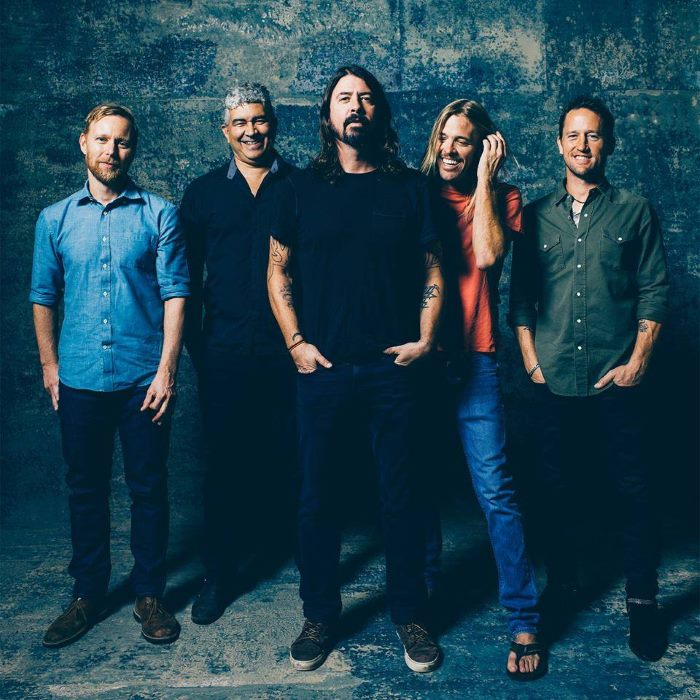 Foo Fighters - Live on Austin City Limits