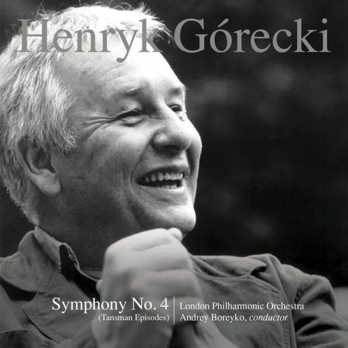 Henryk Górecki - Symphony No. 4 Tansman Episodes