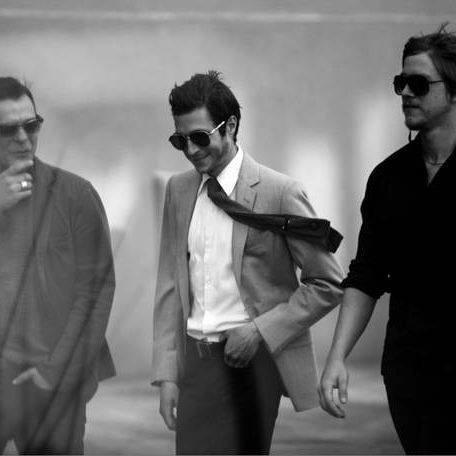 Interpol - Live at Hurricane 2014