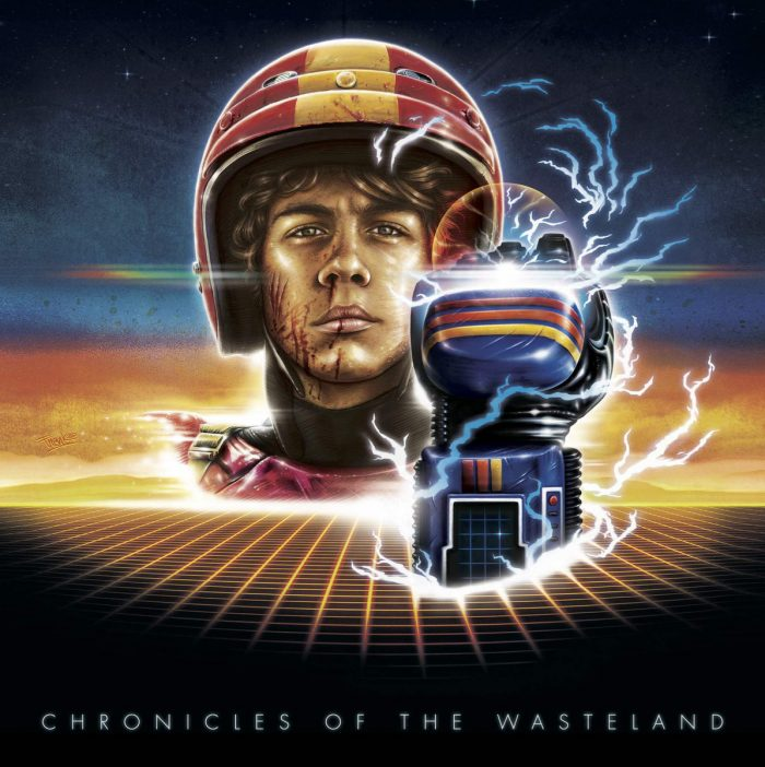 Le Matos - Chronicles of the Wasteland / Turbo Kid