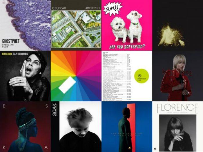 Mercury Prize - Hear all the Mercury Prize 2015 nominees