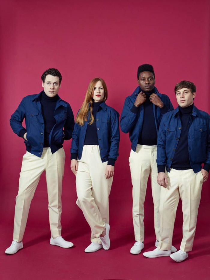 Metronomy - Old Skool