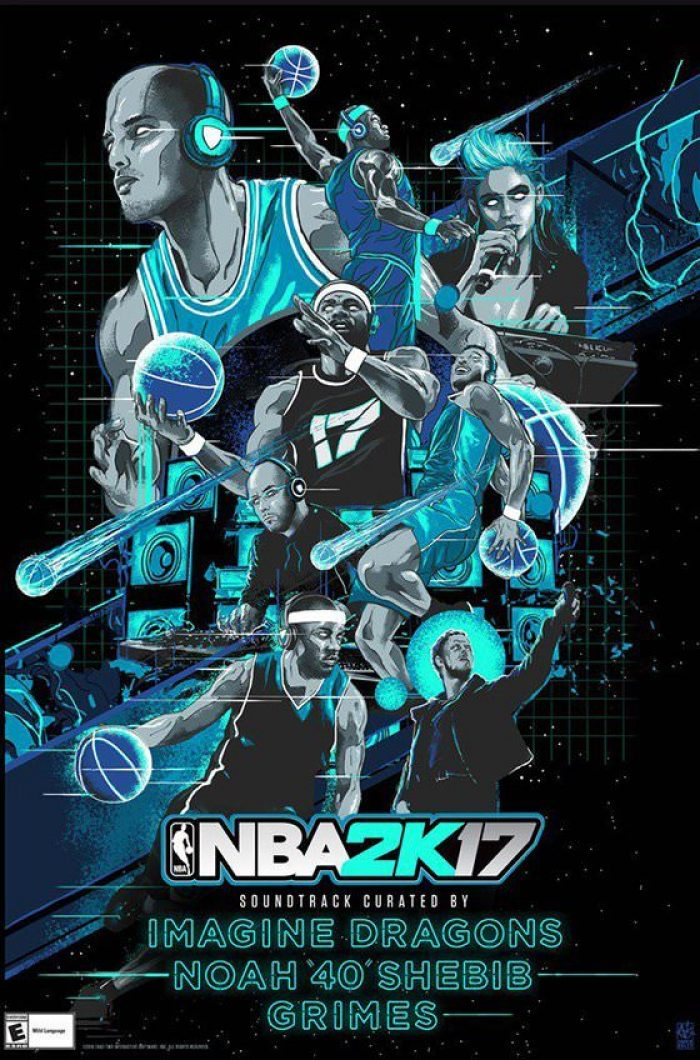 NBA 2K17 - Soundtrack