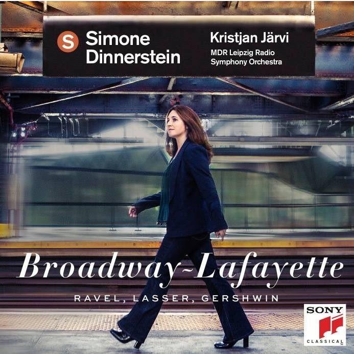 Simone Dinnerstein - Broadway-Lafayette
