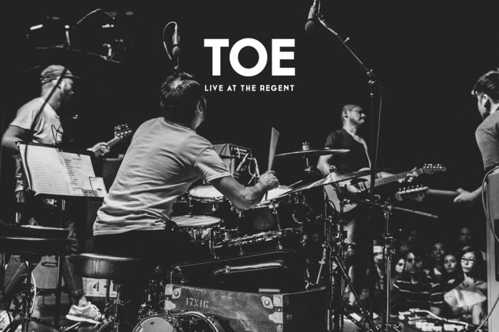 TOE - Live at the Regent Theater in Los Angeles, CA