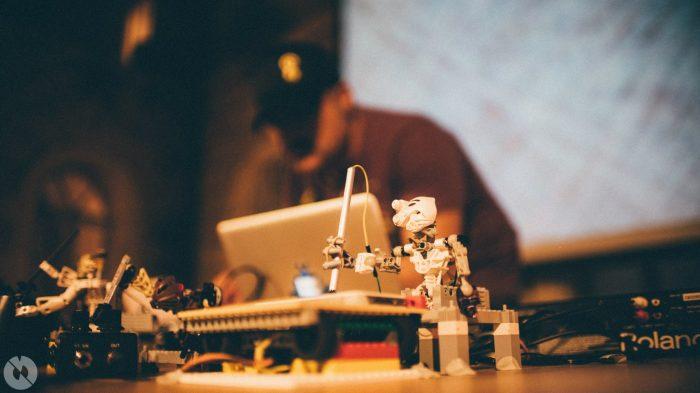 Toa Mata Band - Da Funk (Lego band Daft Punk cover)