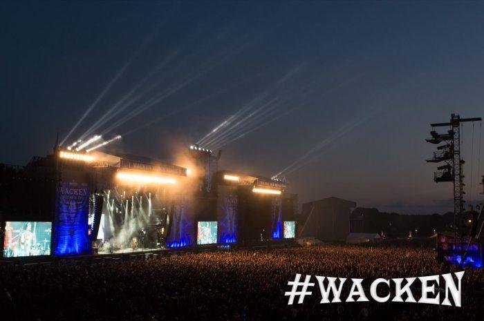 Wacken Open Air - 17 concert streams from 2015