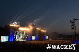 Wacken Open Air - 17 concert streams from 2015