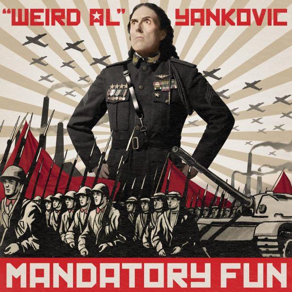Weird Al Yankovic - NOW That's What I Call Polka!