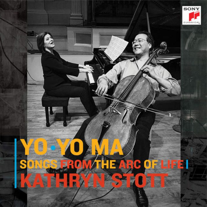 Yo-Yo Ma - Songs From The Arc Of Life